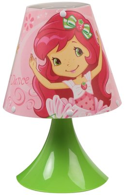 Strawberry Shortcake slaapkamer lamp