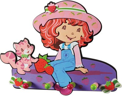 Strawberry Shortcake kapstok