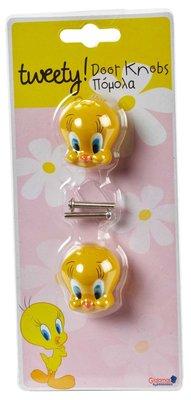 Looney Tunes TWEETY deurknoppen
