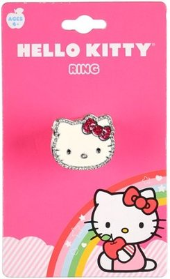 Hello Kitty glamour stretch ring