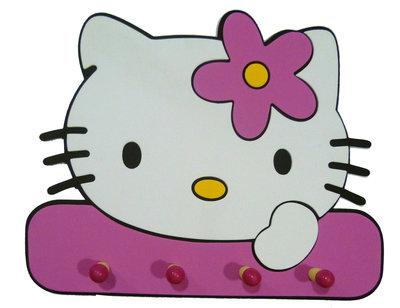 Hello Kitty kapstok