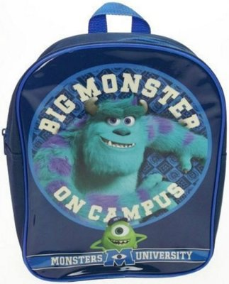 Monsters University rugzak Big Monster