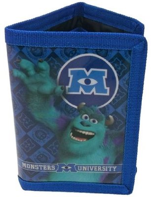 Monsters University portemonnee of geldbeurs