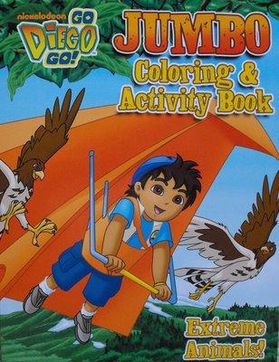 Diego kleur activiteiten boek