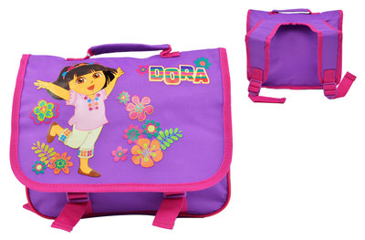 Dora Explorer rugzak of schooltas Flowers
