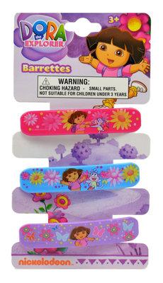 Dora Explorer haar staartclips