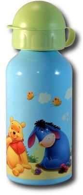 Disney Winnie de Pooh bidon drinkfles aluminium