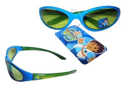Diego zonnebril blauw / groen