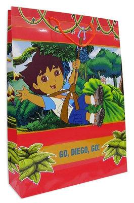 Diego cadeau tas extra groot met kaartje