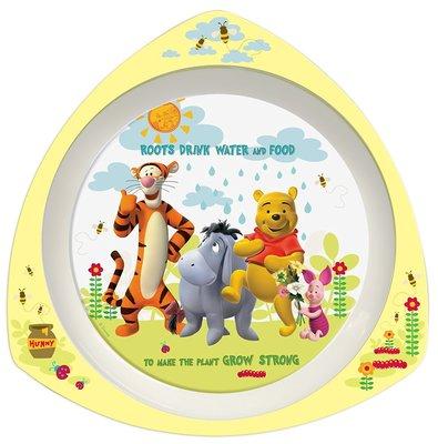 Disney Winnie de Pooh kunststof bord