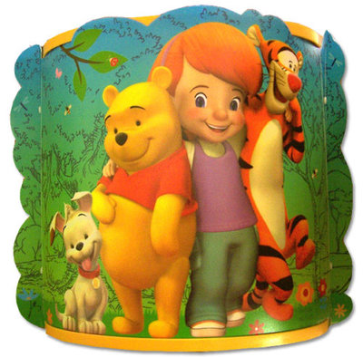 Disney Winnie de Pooh and friends wandlamp