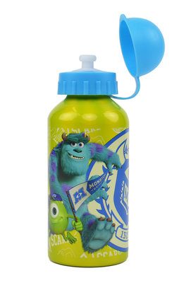 Monsters University drinkfles aluminium
