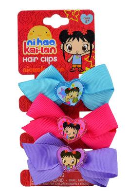 Ni Hao Kai-Lan strik haarclips