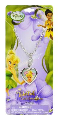 Disney Tinkerbell medaillon ketting