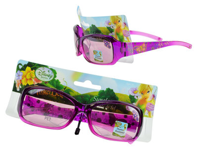 Disney Tinkerbell zonnebril paars