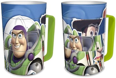 Disney Toy Story kunststof puzzel mok of drinkbeker