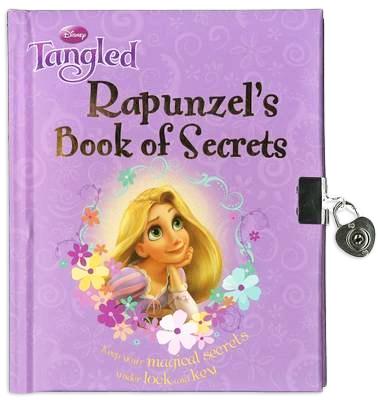 Rapunzel geheimen boekje