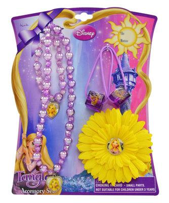 Rapunzel accessoires set