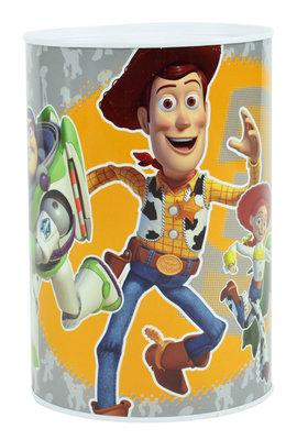 Disney Toy Story 3 spaarblik, spaarpot grijs