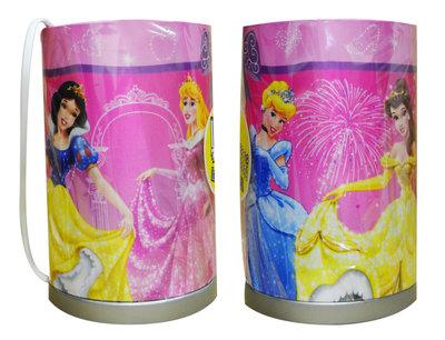 Disney Princess Tube lamp