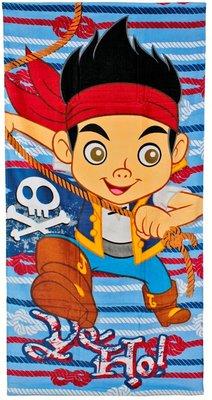 Disney Jake en de nooitgedachtland piraten badlaken - strandlaken