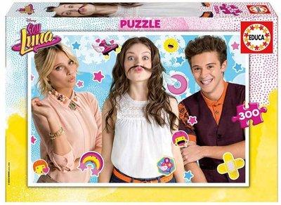 Soy Luna puzzel met 300 stukjes