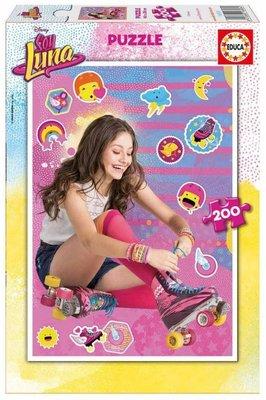 Soy Luna puzzel met 200 stukjes