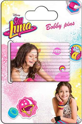 Soy Luna set van 12 haarspeldjes