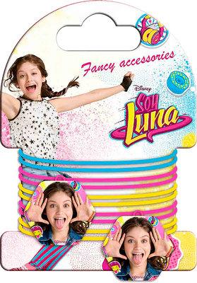 Soy Luna haarknockers - elastiekjes