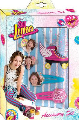 Soy Luna 5-delig accessoires set