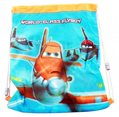 Disney Planes gymtas - Worldclass Flyboy