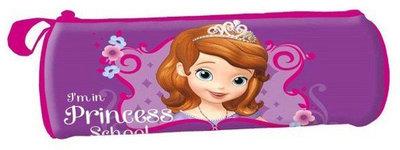 Sofia het Prinsesje school etui rond - I'm in Princess School
