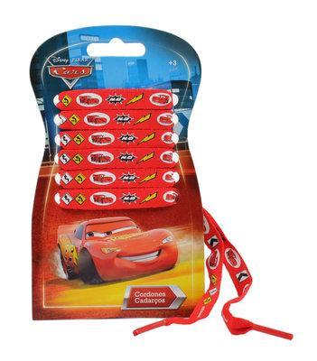 Disney Cars schoenveters Rood
