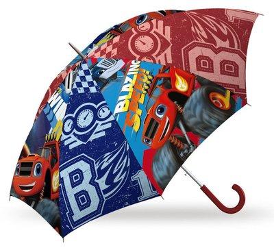 Blaze en de Monsterwielen paraplu