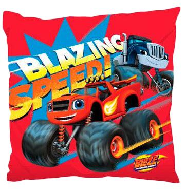 Blaze kussen Blazing Speed