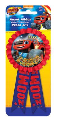 Blaze en de Monsterwielen verjaardag belonings button
