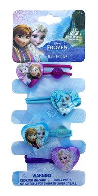 Disney Frozen haarknockers - elastiekjes set B