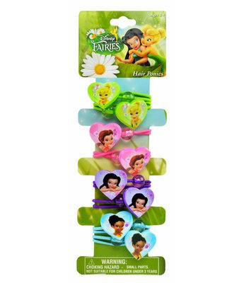Disney Tinkerbell haarknockers en elastiekjes