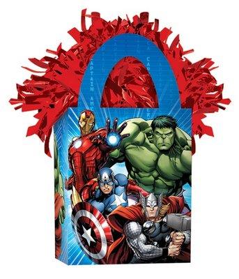 The Avengers ballon gewicht 160 gram