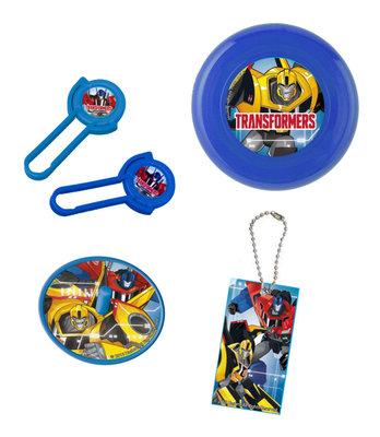 Transformers uitdeelcadeautjes partypack 24 delig