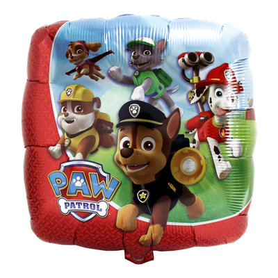 Paw Patrol mini shape folie ballon Group