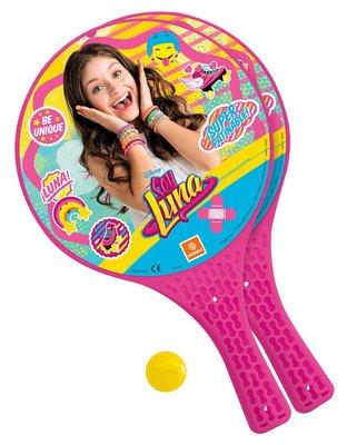 Soy Luna strand tennisset