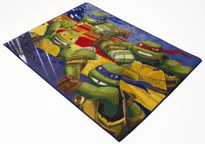 Teenage Mutant Ninja Turtles vloerkleed