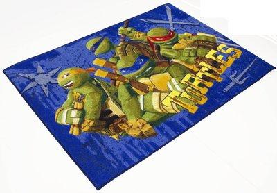 Teenage Mutant Ninja Turtles tapijt of vloerkleed