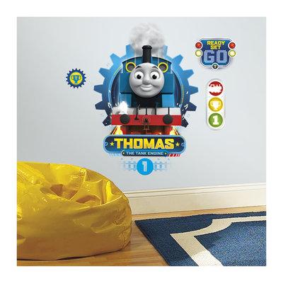 Thomas de Trein muursticker XL