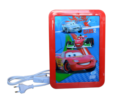 Disney Cars wandlamp
