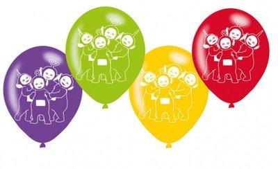 Teletubbies feest ballonnen