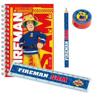 Brandweerman Sam uitdeelcadeautjes Flame