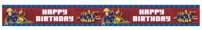 Brandweerman Sam folie slinger
