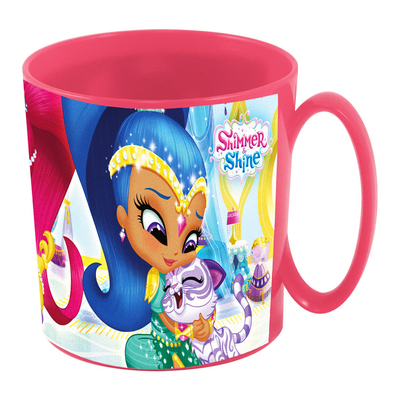 Shimmer and Shine mok kunststof